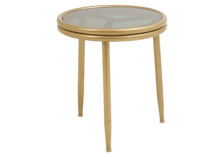 Flanagan Contemporary Side Table Small