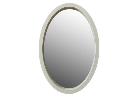 Hastings Wall Mirror White