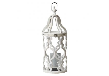 Fairlight Wooden Lantern Small
