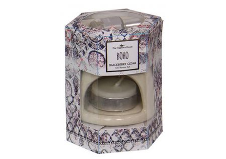 Fragrance Oil Burner - Boho