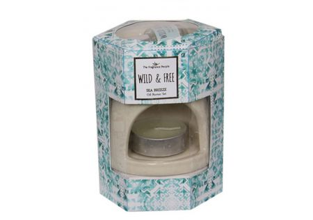 Fragrance Oil Burner - Wild & Free
