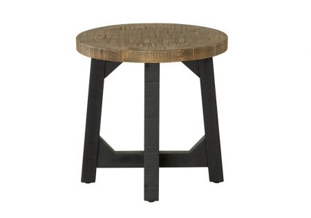 New Oxford Round Side Table