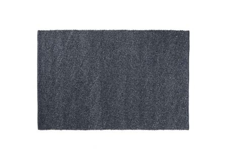 Emerson Handwoven Chunky Textured Plain Rug Pigment