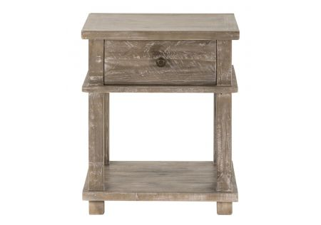 Hamptons Bedside Table