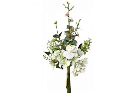 Hydrangea Orchid Blossom Bouquet