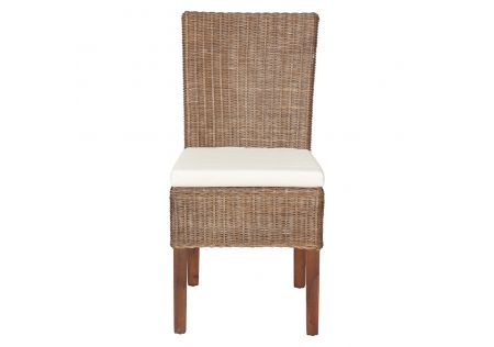 Vincentia Rattan Dining Chair