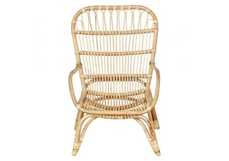Myrtle Beach Rattan Chair