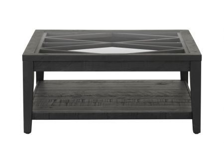 Shabby Chic Coffee Table Black