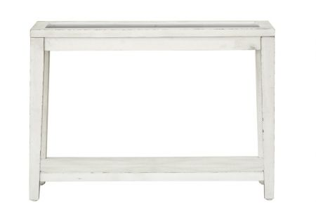 Shabby Chic Console Table Meringue