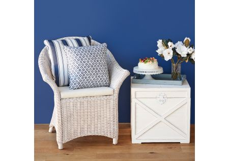 Shellharbour Rattan Chair with Cushion