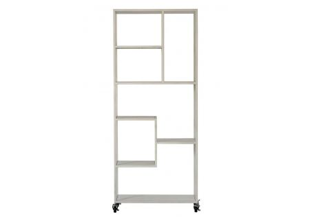 Sienna Bookcase White