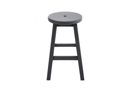 Ben Button Stool Grey