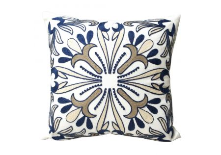 Fancy Embroidered Cushion A