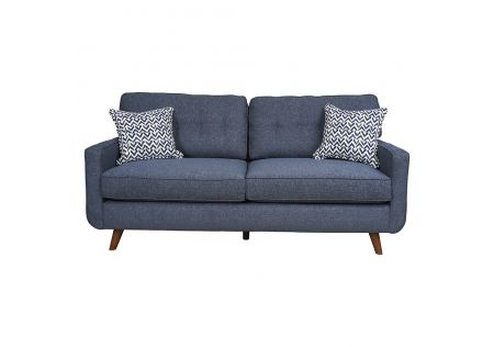 Hollywood 2.5 Seater Sofa Denim