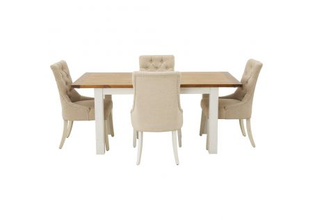 Tuscan 1400/1800 Small Extension Package with Gallery Chairs