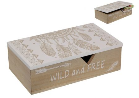 Wild & Free Dream Catcher Box