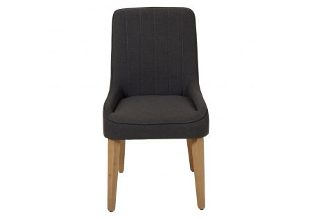 Sergio Dining Chair Charcoal