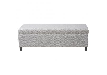 Bondi Storage Bench Grey