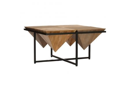 African Coffee Table - ONLINE ONLY