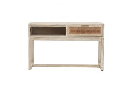 Hawaii Console Table Driftwood/Grey Wash - ONLINE ONLY