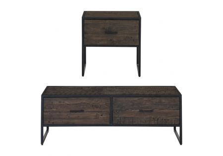 Soro Coffee Table & Side Table Package