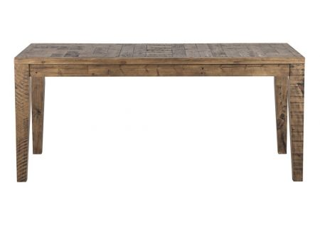 Oslo 1800 Dining Table with Patchwork Top