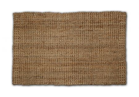 Boucle Natural Gold Jute Rug