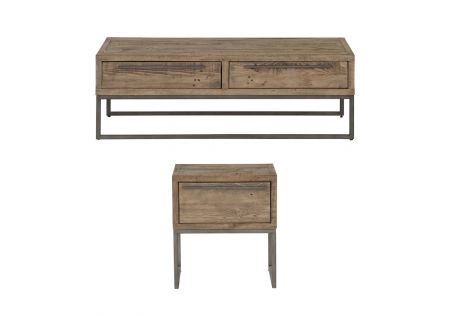 Monterey Coffee Table & Side Table Package