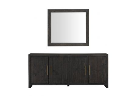 Portland Mirror and Sideboard Package