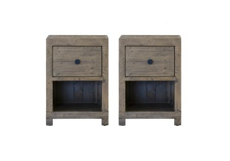 Ultimo Bedside Tables - Set of 2