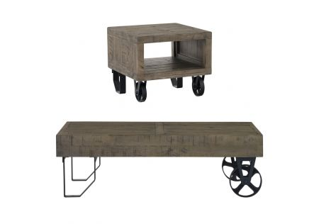 Ultimo Coffee Table & Side Table Package